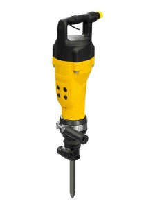 Stemmhammer-Presslufthammer-